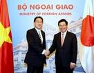 Ngoại trưởng Nhật Bản thăm Việt Nam, bàn về vấn đề Biển Đông