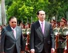 Việt - Lào khẳng định phối hợp chặt chẽ củng cố đoàn kết ASEAN