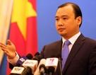 Việt Nam yêu cầu Trung Quốc chấm dứt tập trận tại Hoàng Sa