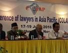 Hội Luật gia Châu Á kêu gọi tôn trọng phán quyết vụ kiện Biển Đông