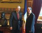 Bang Iowa muốn đẩy mạnh hợp tác với Việt Nam