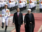 Tổng thống Iran thăm chính thức Việt Nam
