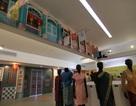 Triển lãm mô hình bảo tàng Singapore giữa lòng Hà Nội