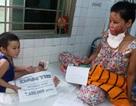 Quà nhân ái tiếp tục đến với hai mẹ con bị di chứng kinh hoàng do bỏng