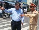 Chủ tịch Đà Nẵng trực tiếp kiểm tra hiện trường một vụ tai nạn