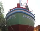 Thêm tàu vỏ thép hiện đại hạ thủy vươn khơi Hoàng Sa