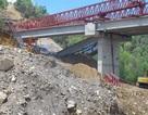 3 dầm cầu công trình cao tốc bất ngờ bị gãy