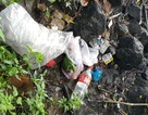"""Thác du lịch nổi tiếng Đắk Nông khiến du khách """"nản lòng"""" vì... rác"""