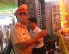 Cảnh sát giao thông Đà Nẵng tiễn biệt cậu bé ung thư