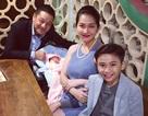 Những hình ảnh đầu tiên của con gái Kim Hiền