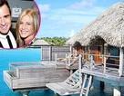 Jennifer Aniston rạng rỡ khoe nhẫn cưới sau tuần trăng mật