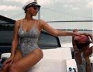 "Mẹ con Beyoncé ""rủ"" nhau khoe dáng với bikini"