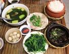 Sài Gòn cuối tuần... Ăn cơm xứ Bắc