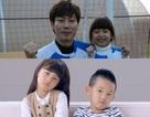 Những nhóc tỳ dễ thương của sao Hàn