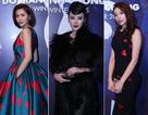 Sao Việt lộng lẫy khoe sắc trên thảm đỏ show thời trang