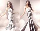 Hé lộ trang phục dạ hội của Phạm Hương trong bán kết Hoa hậu Hoàn vũ