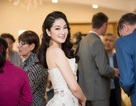 Hoa hậu Nguyễn Thị Huyền trẻ đẹp quyến rũ