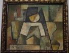 """Bảo tàng TPHCM thừa nhận có """"tranh thật, tên giả mạo"""" tại triển lãm"""