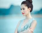 Hoa hậu Đặng Thu Thảo đẹp như nữ thần trước biển