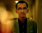 Xuất hiện hình ảnh hậu trường phim cuối cùng của ca sĩ Minh Thuận