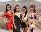 Nguyễn Thị Loan nổi bật bên thí sinh các nước tại Hoa Hậu Hòa Bình Quốc tế