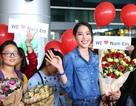 Nam Em cười rạng rỡ, được chào đón nồng nhiệt khi về Việt Nam