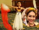 Diệu Ngọc gặp sự cố tại phần thi tài năng ở Hoa hậu Thế giới