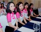 """30 nữ sinh vào chung kết """"Nữ SV Việt Nam duyên dáng 2016"""" hội quân"""