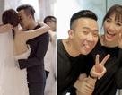 Hari Won và Trấn Thành hạnh phúc trong buổi chụp hình cưới