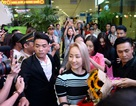Nhóm Wonder Girls được chào đón cuồng nhiệt khi đến Việt Nam