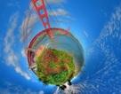 Ngỡ ngàng thế giới đẹp lạ trong bộ ảnh panorama 360 độ