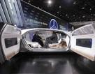 F015 Luxury in Motion chiếc xe tự hành đầu tiên của Mercedes-Benz