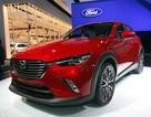 Mazda hé lộ CX3 2016