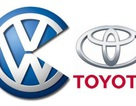 VW vượt mặt Toyota để trở thành hãng xe số một thế giới