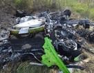 """Lamborghini Huracan """"tan xác"""" ở tốc độ 338km/h"""