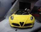 """""""Hoàng tử nhỏ"""" Alfa Romeo 4C ra mắt bản Spider 2016"""