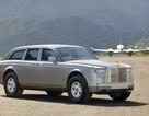 Rolls-Royce SUV sẽ không dùng khung gầm của BMW