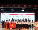 Kỳ thi Toán học trẻ quốc tế: Việt Nam đạt giải Nhất toàn cuộc