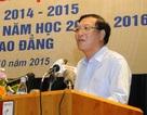 Bộ trưởng Phạm Vũ Luận: Ngành giáo dục đã chuyển hướng thành công!