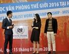 Năm 2016: Sẽ có 6 Đại sứ tham dự cuộc thi Tin học Văn phòng Thế giới