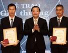 Những nét đặc biệt về các công trình khoa học nhận Giải thưởng Tạ Quang Bửu