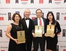 Vingroup đồng loạt đạt 3 giải nhất tại Giải thưởng Bất động sản Châu Á Thái Bình Dương 2016