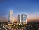Vingroup ra mắt dự án Vinhomes Metropolis Liễu Giai
