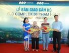 Tiến độ thi công thần tốc, FLC Complex 36 Phạm Hùng chào đón những cư dân đầu tiên