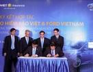 Bảo hiểm Bảo Việt và Ford Việt Nam ký kết hợp tác