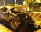 Thay lốp xe trên quốc lộ, 3 người thương vong
