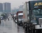 Va chạm giao thông, cầu Phú Mỹ kẹt xe gần 3 giờ