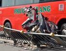 Vụ xe khách tông 7 xe máy: 9 người nhập viện cấp cứu
