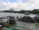 Bắt giữ 3 phương tiện khai thác cát trên sông Đồng Nai