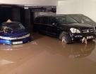 Vụ hàng trăm xe ngâm nước trong tầng hầm chung cư: Thiệt hại 1,8 tỷ đồng